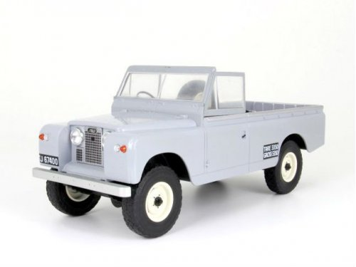 1:18 IXO Land Rover 109 Series II 1959 pick-up серый