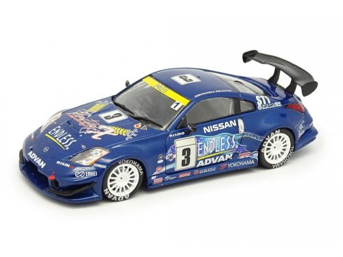 1:43 Ebbro Nissan Fairlady Z Super Taikyu 2005 Team Endless