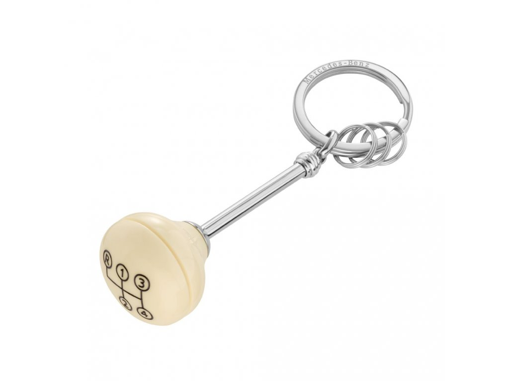 Mercedes Accessories Брелок для ключей (ручка КПП Mercedes 300SL Gullwing 1954)