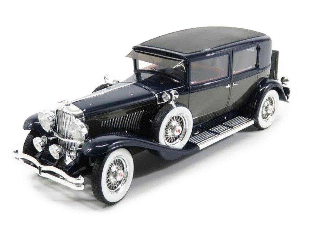 1:18 NEO Duesenberg model J Willoughby Berline 1934 черный