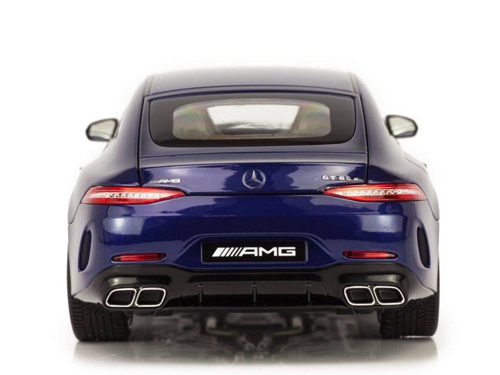 1:18 Norev Mercedes-AMG GT 63 S 4MATIC+ бриллиантово-синий металлик