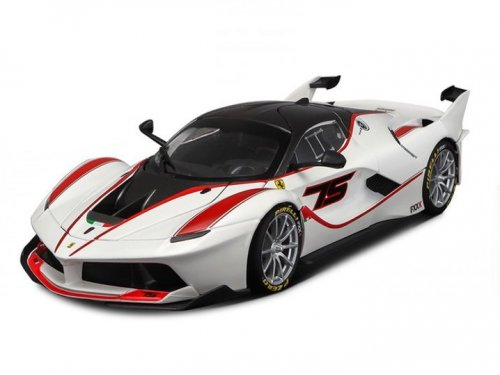 1:18 BBurago Ferrari FXX-K #75 2017