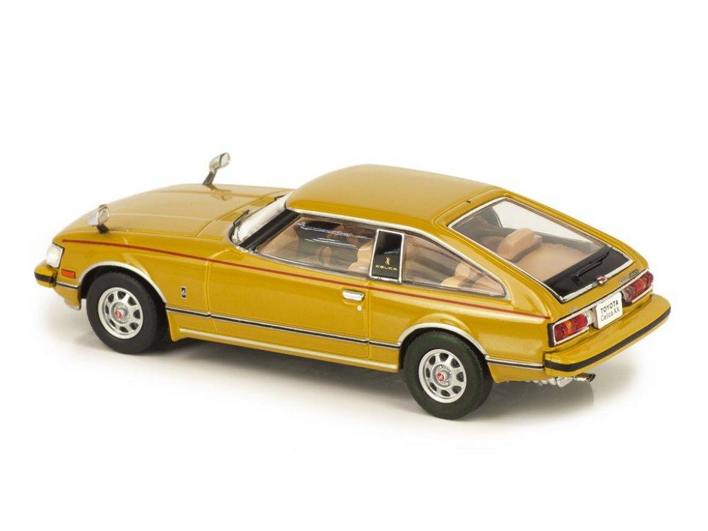 1:43 Norev Toyota Celica XX traditional Beige 1978