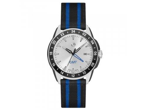 Mercedes Accessories Мужские наручные часы из нержавеющей стали в спортивном стиле со звездой Mercedes