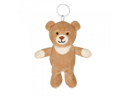 Mercedes Accessories Брелок для ключей в форме плюшевого медвежонка бежевого цвета