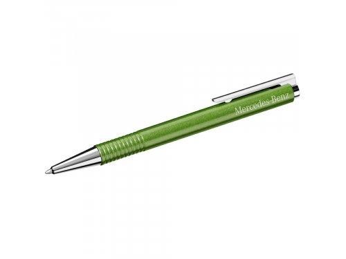 Mercedes Accessories Шариковая ручка с нажимным механизмом цвета зеленый эльбаит