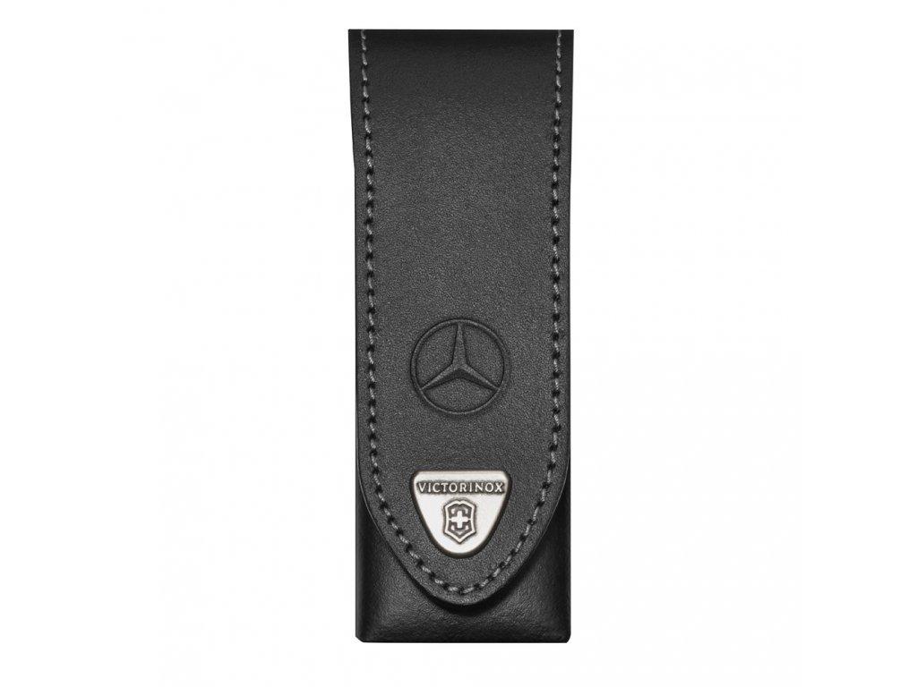 Mercedes Accessories Мультифункциональный складной инструмент из нержавеющей стали с кожаным чехлом