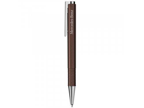 Mercedes Accessories Шариковая ручка с нажимным механизмом цвета коричневый ориент