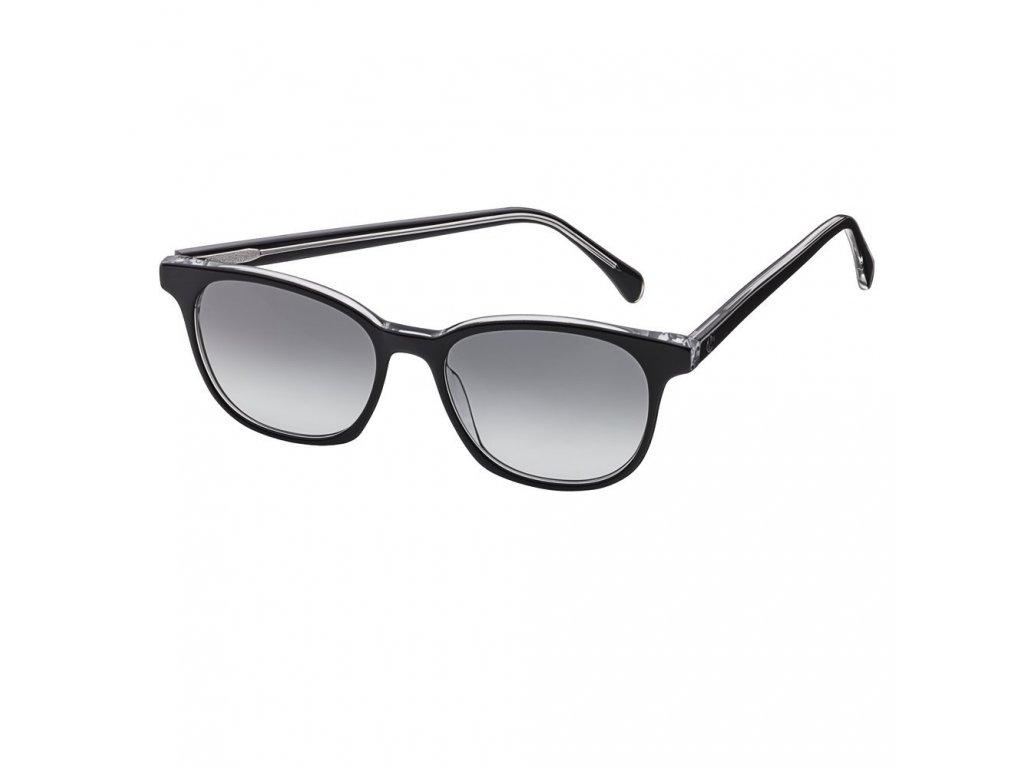 Mercedes Accessories Солнцезащитные очки с линзами Carl Zeiss и черной пластиковой оправой