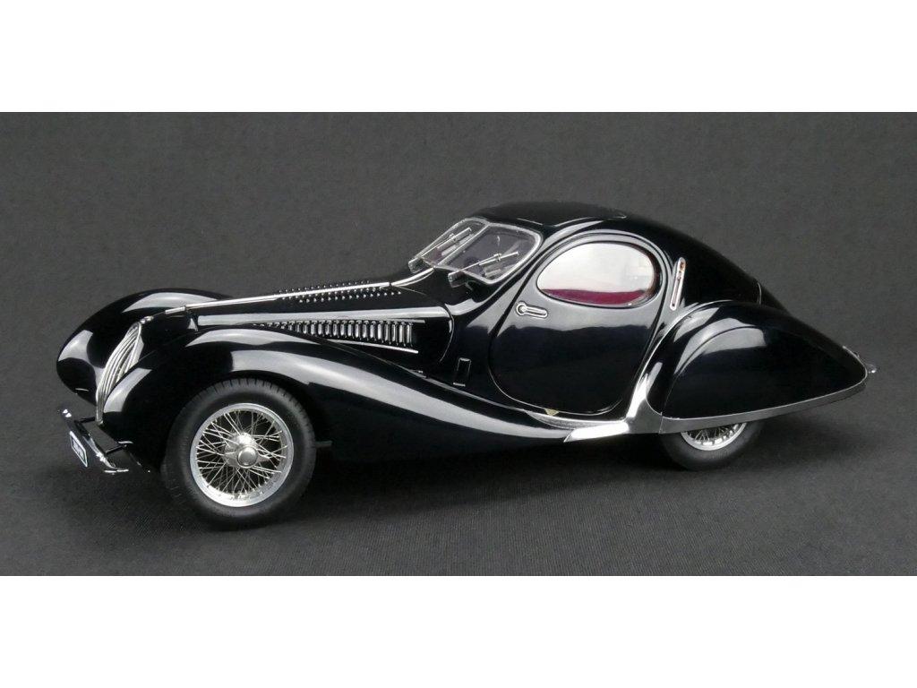 1:18 CMC Talbot Lago Coupe Typ 150 C-SS Figoni & Falaschi Teardrop 1937-1939 черный