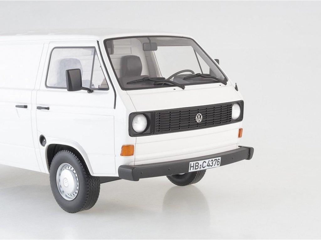 1:18 Best of Show Volkswagen T3a фургон белый
