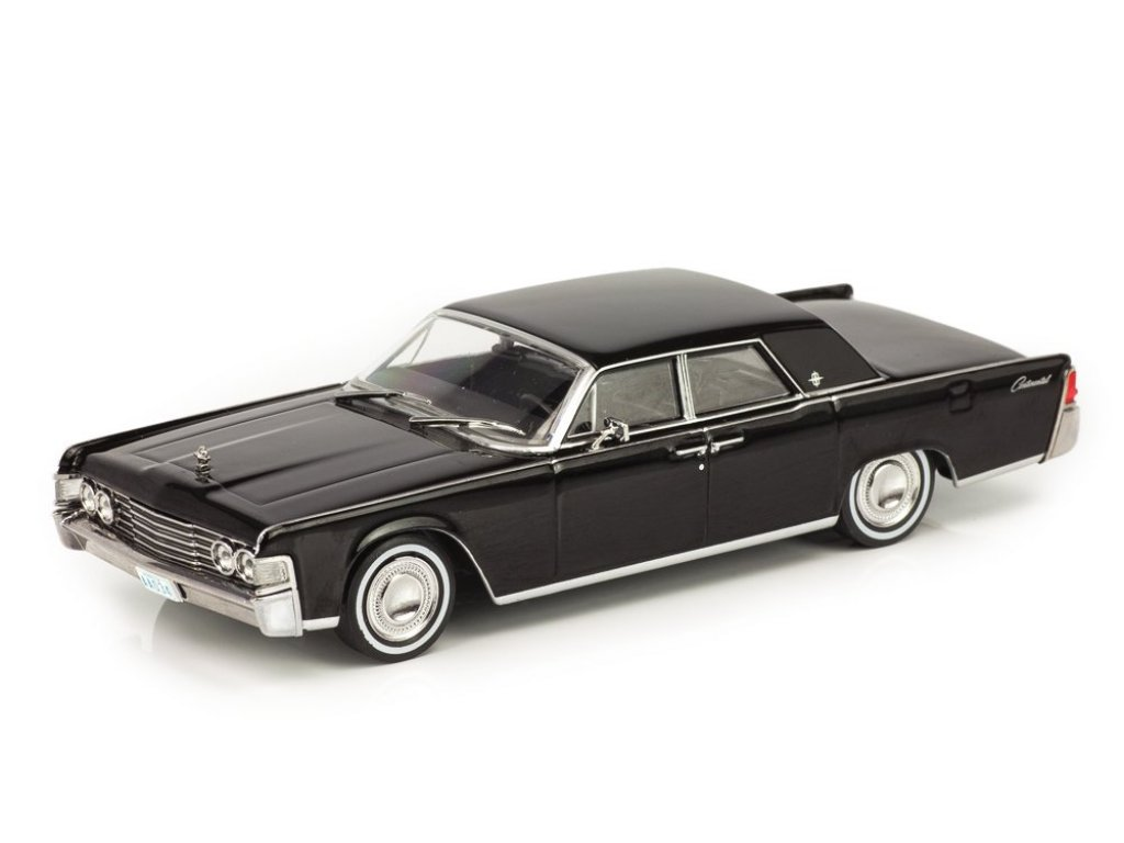 1:43 GreenLight Lincoln Continental 1965 (из к/ф Матрица)