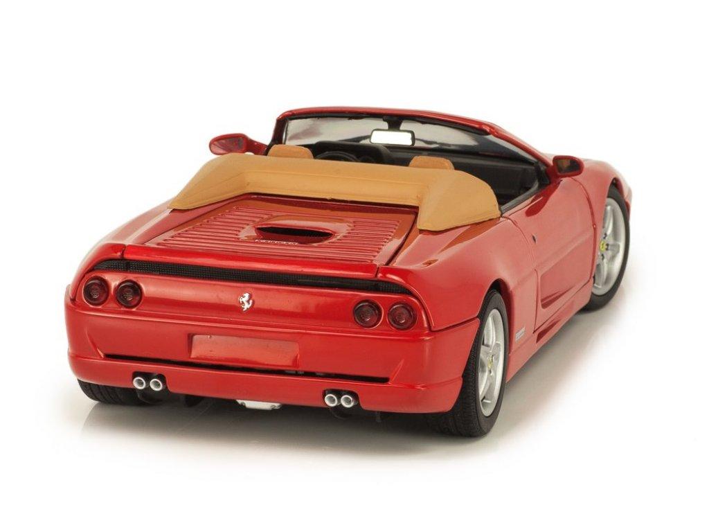 1:18 Elite Ferrari F355 Spider 1994 красный