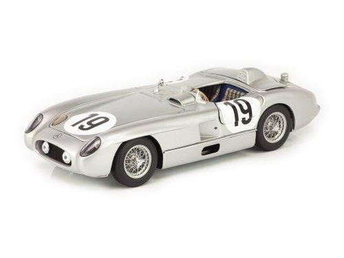 1:24 Minichamps Mercedes-Benz 300SLR (W196) #19 Le Mans 1955