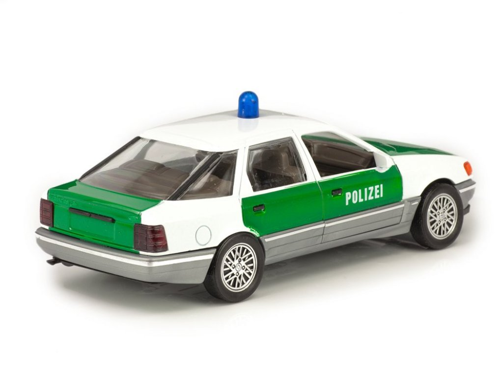 1:24 Schabak Ford Scorpio 5d Polizei Полиция Германии
