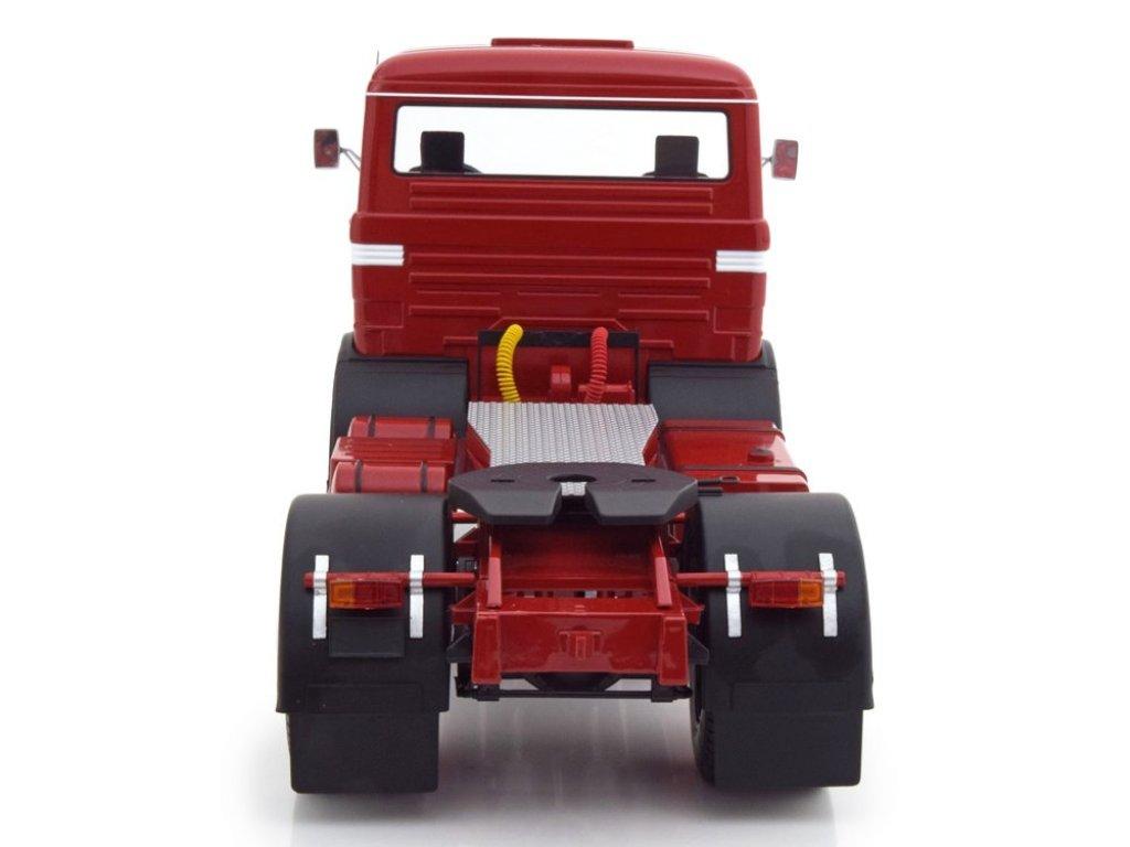 1:18 Road Kings Mercedes-Benz LPS 1632 1969 седельный тягач красный
