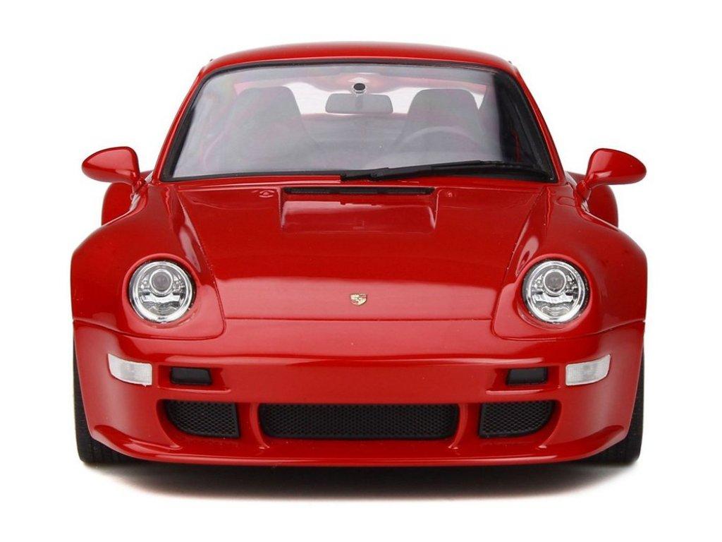 1:18 GT Spirit Gunther Werks 400R (Porsche 911 993) красный