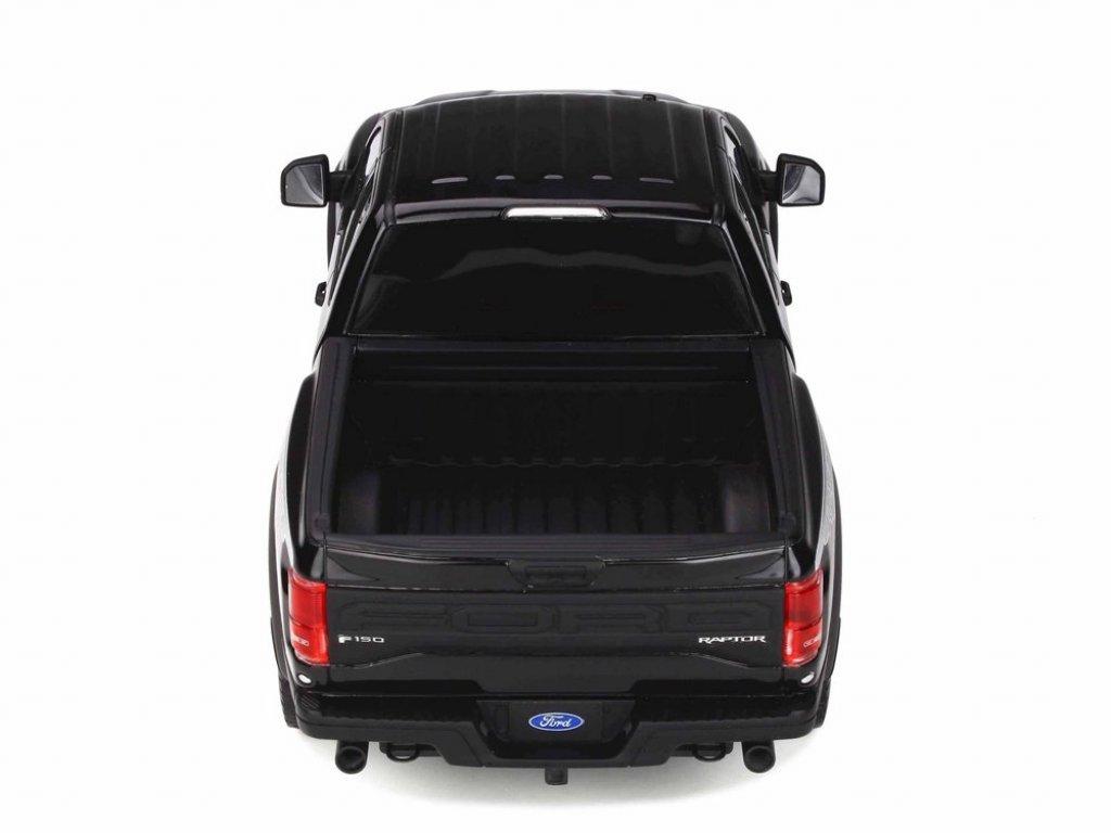 1:18 GT Spirit Ford F-150 Raptor черный