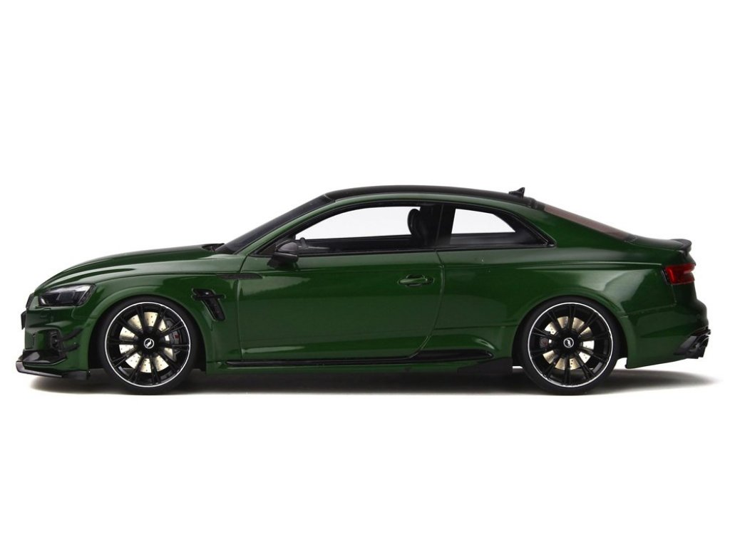 1:18 GT Spirit Audi RS5-R ABT темно-зеленый