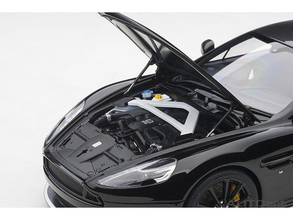 1:18 AUTOart Aston Martin Vanquish S 2017 черный оникс