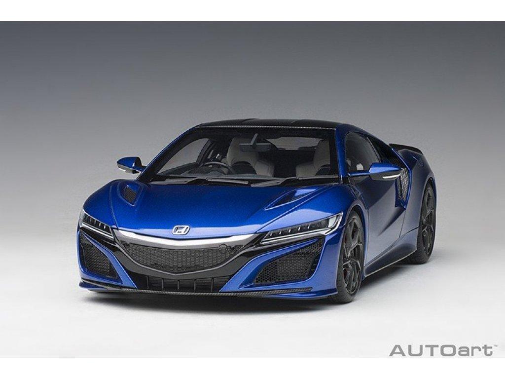 1:18 AUTOart Honda NSX (NC1) 2016 синий перламутр