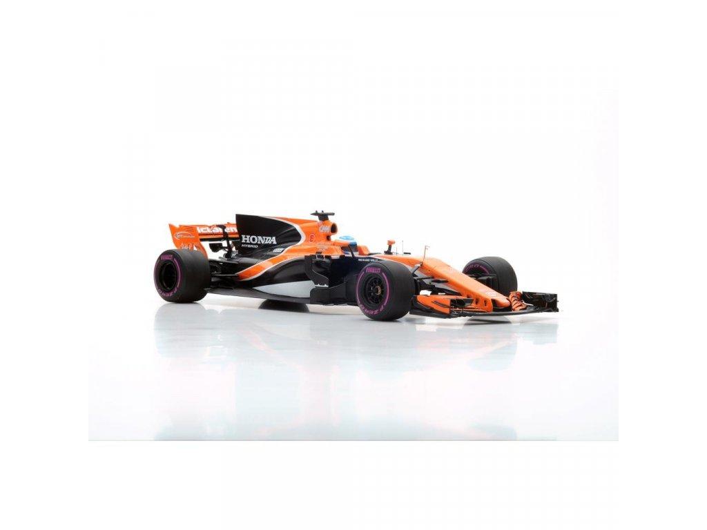 1:18 Spark McLaren Honda #14 Australian GP 2017 Honda MCL32 Fernando Alonso