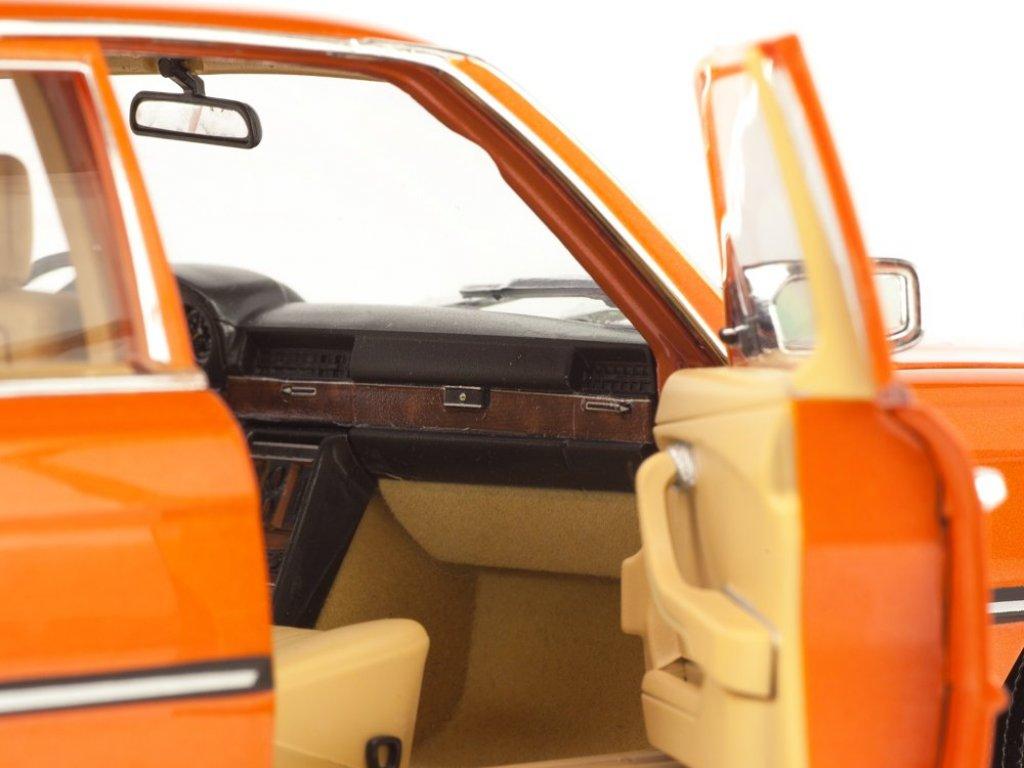 1:18 Norev Mercedes-Benz 450 SEL 6.9 V116 (W116) 1976 inca orange оранжевый металлик