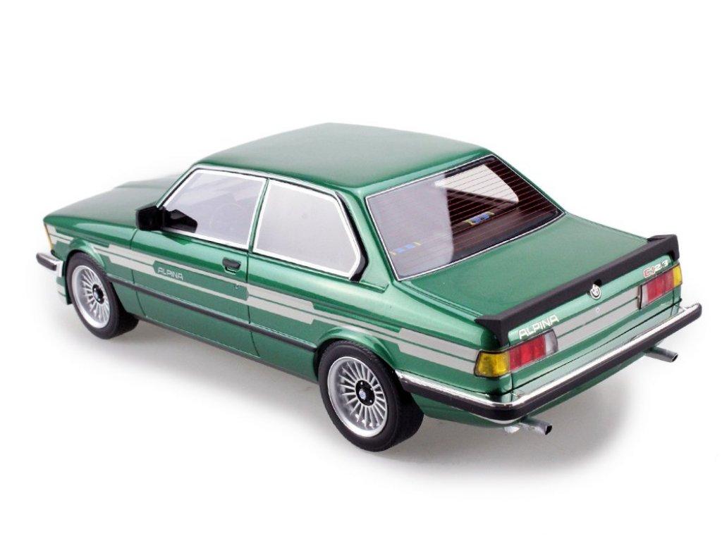 1:18 LS Collectibles BMW 323 Alpina E21 1983 зеленый