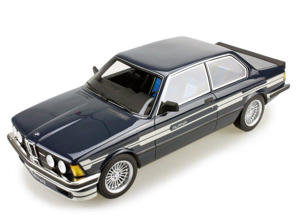 1:18 LS Collectibles BMW 323 Alpina E21 1983 темно-синий
