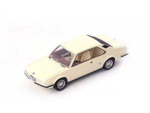 1:43 AutoCult BMW 2200ti Garmisch Bertone Германия Италия 1970 бежевый