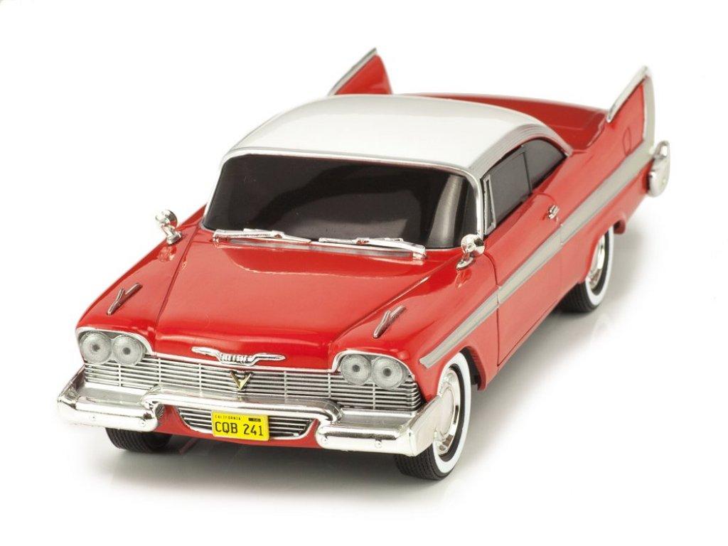 1:24 GreenLight Plymouth Fury 1958 Evil Version (из к/ф Кристина 1983)