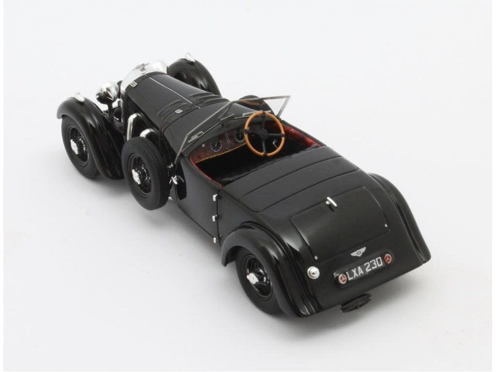 1:43 Matrix Bentley 8 Litre Dottridge Brothers Tourer #YX5125 1932 зеленый