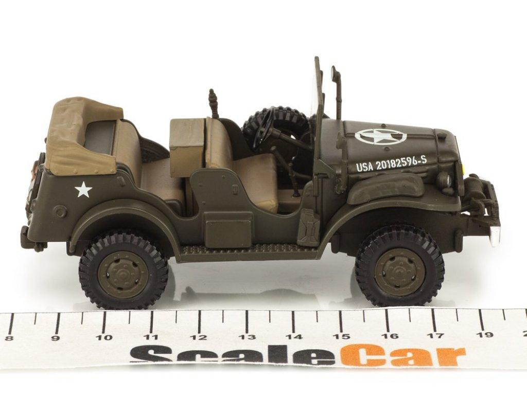 1:43 Atlas Dodge WC57 Command Car хаки