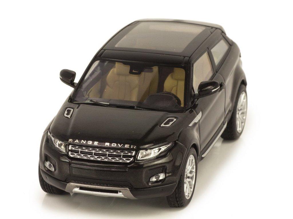 1:43 IXO Range Rover Evoque 3 дв. черный