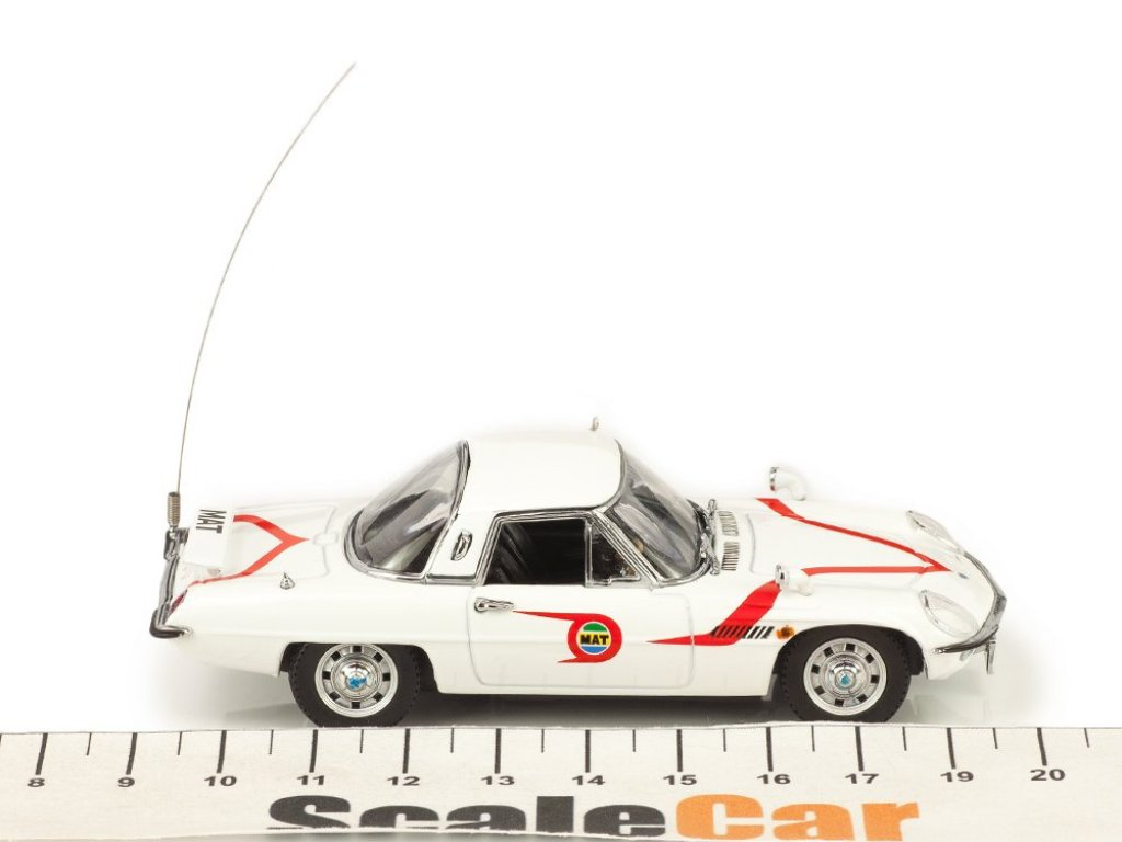 1:43 Kyosho Mazda Cosmo Sport с антикрылом Mat Vehicle из сериала Urutoraman