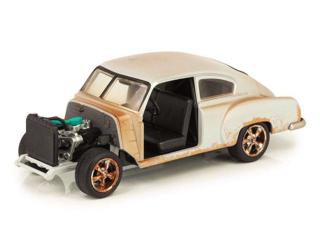 1:24 Jada DomS Chevrolet Fleetline Fast 8 из фильма Форсаж 8