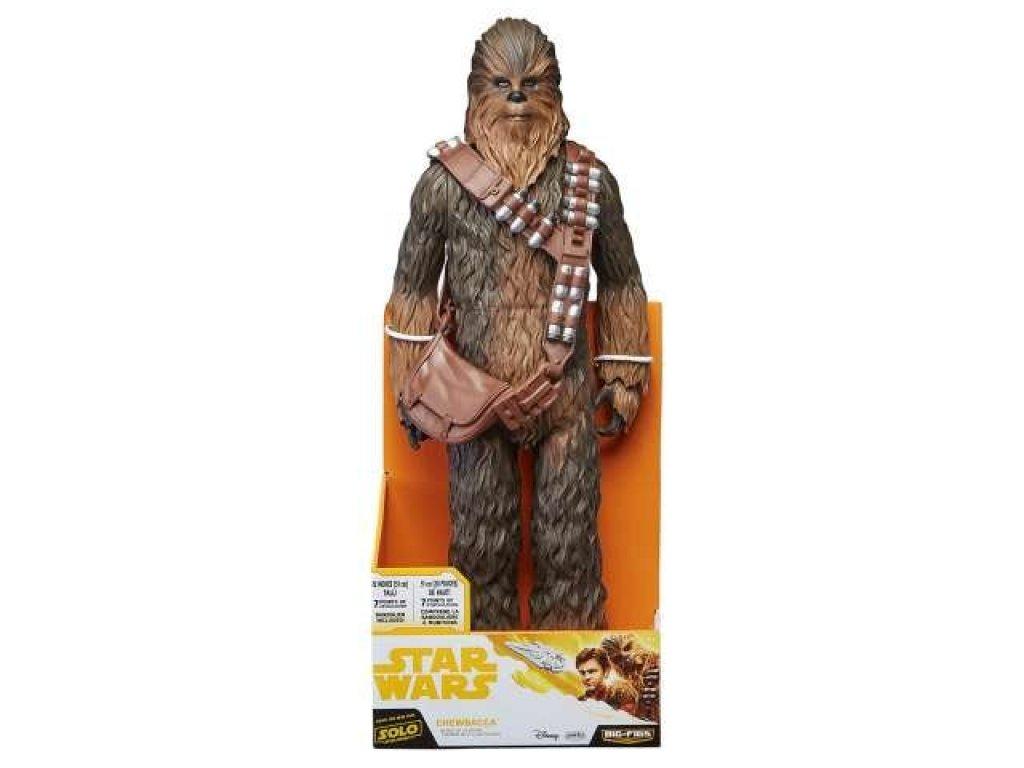 Jakks Pacific Star Wars Chewbacca фигурка 50см. Чубакка из саги Звездные Войны