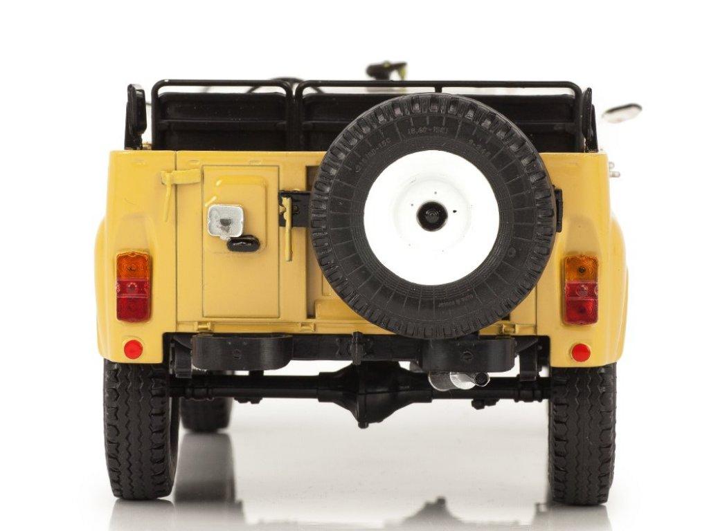 1:18 Start Scale Models УАЗ-469 (31512) бежевый (открытый)