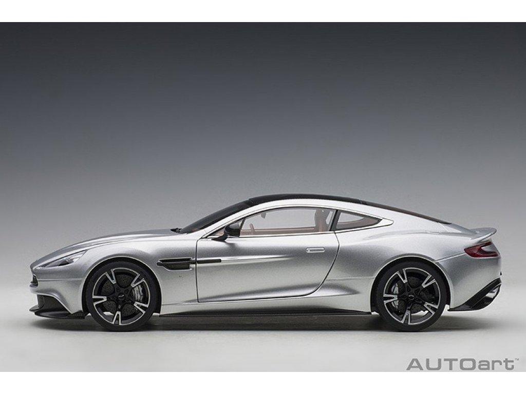 1:18 AUTOart Aston Martin Vanquish S 2017 серебристый