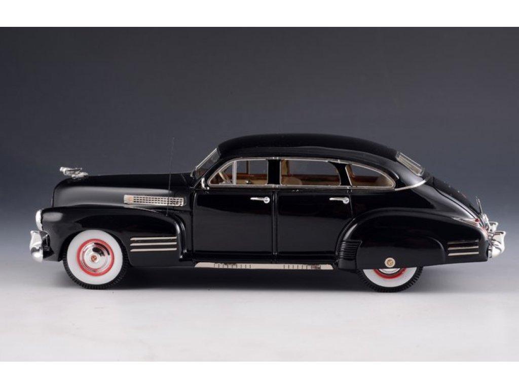 1:43 GLM Cadillac Series 63 1941 черный