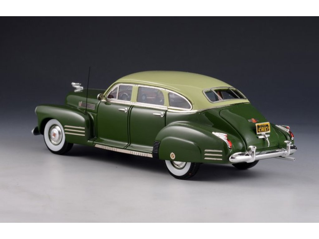 1:43 GLM Cadillac Series 63 1941 зеленый