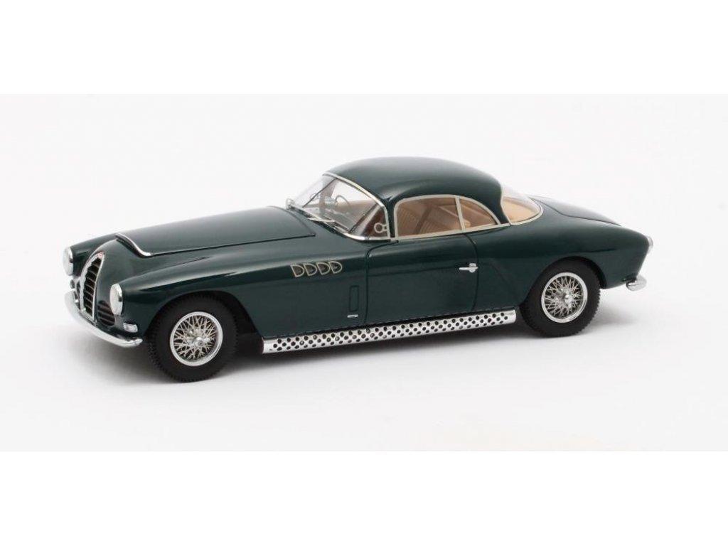 1:43 Matrix Bugatti Type 101 Chassis # 101504 by Antem 1951 зеленый