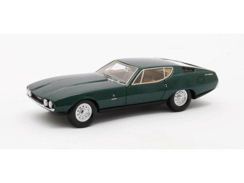 1:43 Matrix Jaguar Pirana Bertone 1967 зеленый