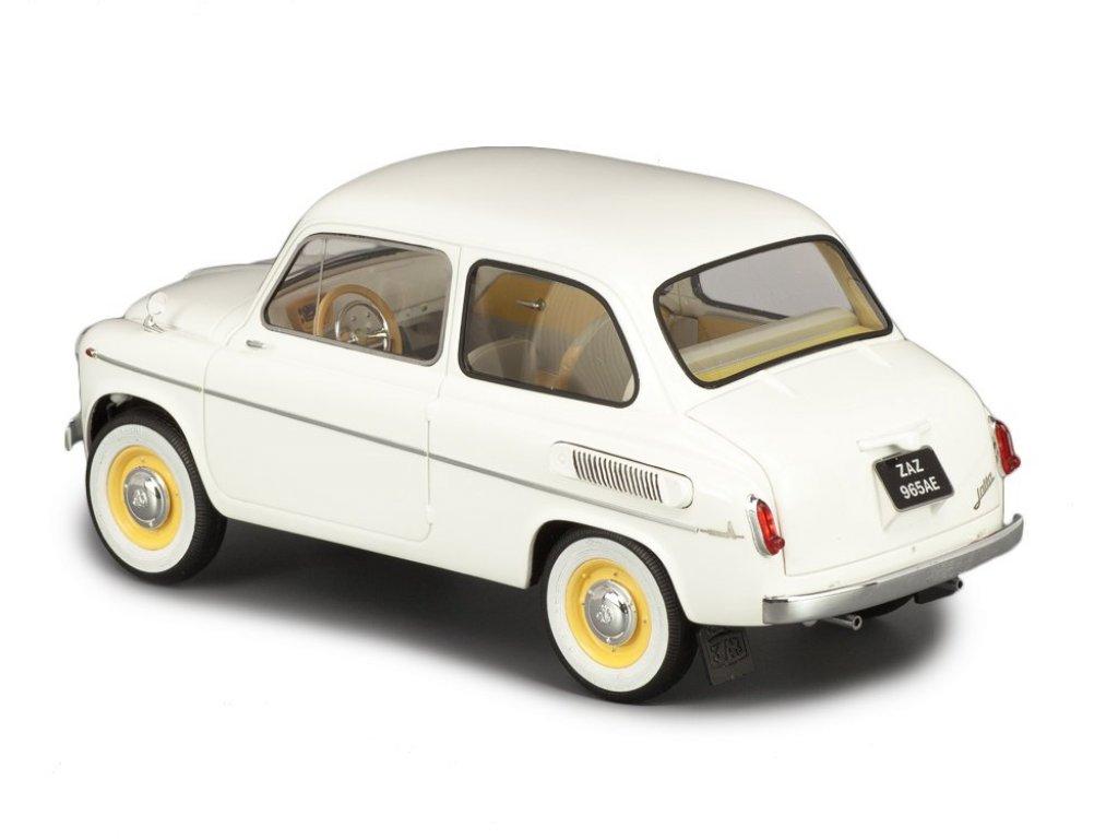 1:18 Premium Scale Models ЗАЗ 965АЕ Ялта 1965-1969 белый