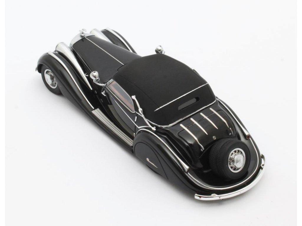 1:43 Matrix Horch 853 Sport Cabriolet by Voll & Ruhrbeck 1938 черный