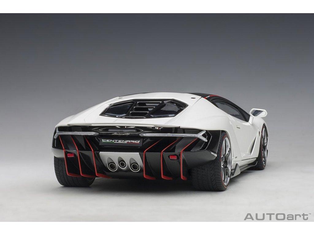 1:18 AUTOart Lamborghini Centenario LP770-4 2017 белый