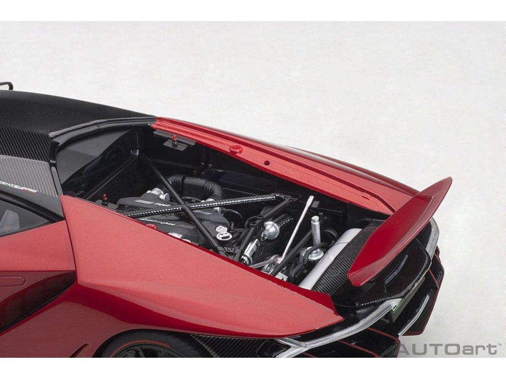 1:18 AUTOart Lamborghini Centenario LP770-4 2017 красный