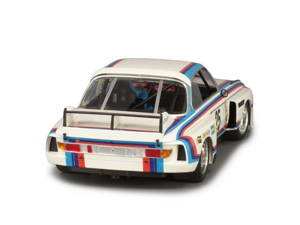 1:18 Minichamps BMW 3.0 CSL #25 победитель 12h Sebring IMSA 1975 Redman, Moffat, Posey