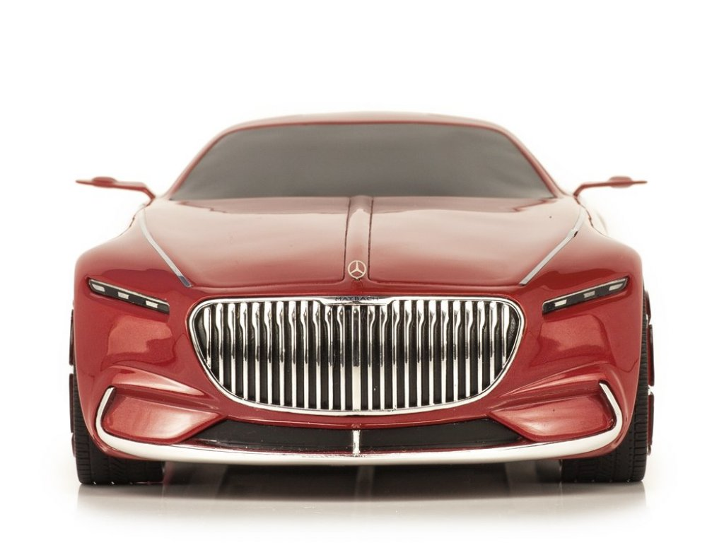 1:18 Schuco Mercedes-Maybach Vision 6 купе, красный