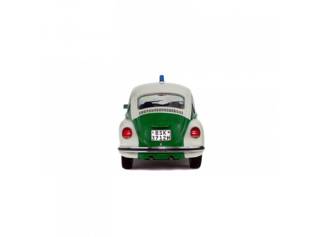 1:18 Solido Volkswagen Beetle 1303 Polizei Полиция ФРГ